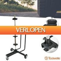 Wilpe.com - Outdoor: Toolwelle bandenvelgenwagen