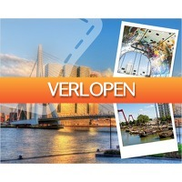 1DayFly Travel: 2 of 3 dagen in hartje Rotterdam