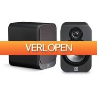 Hifioutlet.nl: Q Acoustics 3020 Matte Graphite