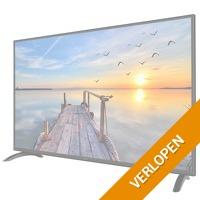 Veiling: HKC 50-inch 4 K UHD SMART TV