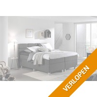 Complete 2-persoons boxspring