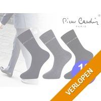 12 paar Pierre Cardin business sokken