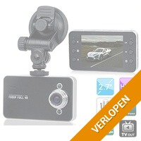 Full HD dashboard camera