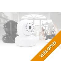 Veiling: indoor WiFi HD camera
