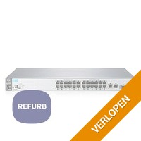 HPE Aruba managed network switch refurbished