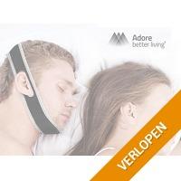 Anti-snurk elastieken band