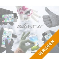 Avanca touchscreen handschoenen