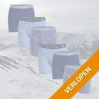 6-pack Vinnie-G Ski boxershorts