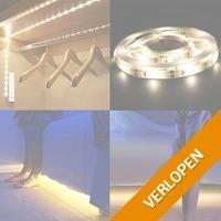 LED strip warmwit met bewegingssensor