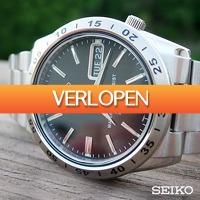 Watch2day.nl: Seiko 5 Classic horloge