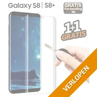 2 x Samsung S8 / S8+ Tempered Glass