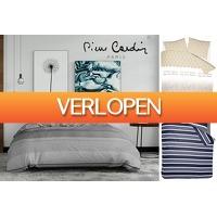 VoucherVandaag.nl: Pierre Cardin flanellen dekbedovertrek