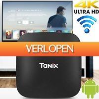 Uitbieden.nl: 4K Quad Core mediaspeler