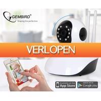Voordeelvanger.nl: Gembird WiFi IP-camera
