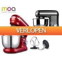Voordeelvanger.nl 2: Moa keukenmachine deluxe