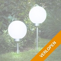LED-Solar bol tuinverlichting
