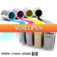 Euroknaller.nl: Inkt cartridges voor diverse printers