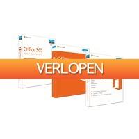 Groupon 1: Microsoft Office-pakket voor PC, Mac, Android en iOS
