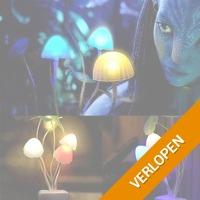 Avatar nachtlamp met lichtsensor