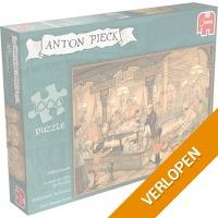 Jumbo Anton Pieck: Poffertjeskraam puzzel