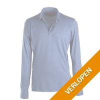 Suitable stretch longsleeve polo
