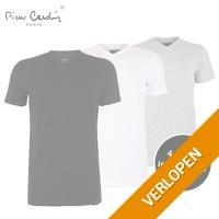 4-pack T-shirts van Pierre Cardin