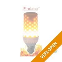 Firelamp XL opaal