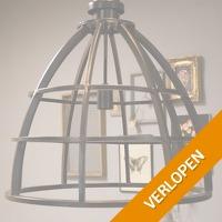 Stoere design lamp