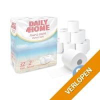 96 x Daily4Home toiletpapier rollen