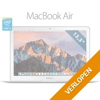 Apple MacBook Air 13,3 inch (2017)