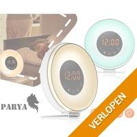 Parya lichtwekker met natuurgeluid en radio