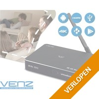 Venz V12 Ultra Android 4K mediaspeler