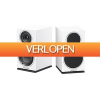 Hifioutlet.nl: Wharfedale Diamond 220 boekenplank speakers