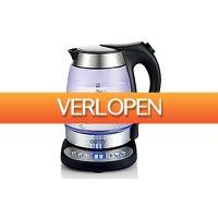 SelectDeals.nl: Camry CR 1242 LED-waterkoker