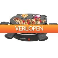 SelectDeals.nl: Camry CR 6606 gourmet/racellete automaat