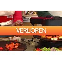 SelectDeals.nl: Moa Halogeen EasyGrill Pan BBQ
