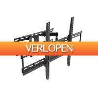 Priceattack.nl: Uitschuif- en zwenkbare LED-muurbeugel