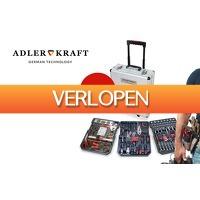 SelectDeals.nl: 299-delige professionele gereedschapsset