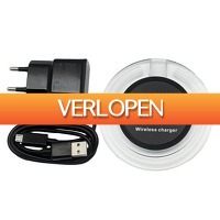 Priceattack.nl: Fastcharge QI draadloze oplader