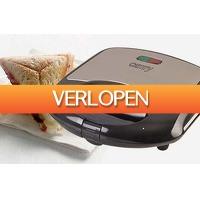 SelectDeals.nl: Camry CR 3018 sandwich maker
