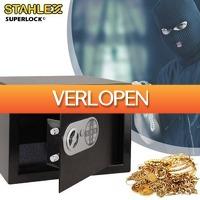 Dealwizard.nl: Stahlex electronische kluis
