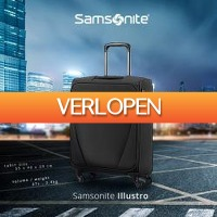 One Day Only: Stevige Samsonite trolley