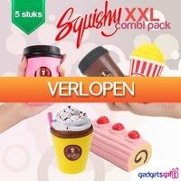 Multismart.nl: 5 x JUMBO Squishy squishies