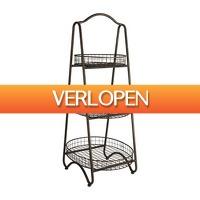 Xenos.nl: Etagere 3-laags