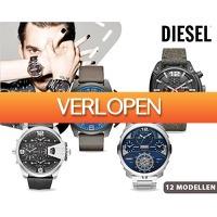 1DayFly: Diesel herenhorloges