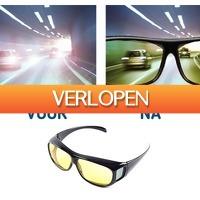 Koopjedeal.nl 2: Nachtzichtbril met Polariserende Glazen