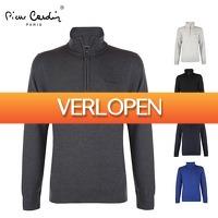 Elkedagietsleuks HomeandLive: Pierre Cardin zipper pullover
