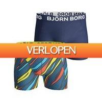 Suitableshop: 2 x Bjorn Borg boxers
