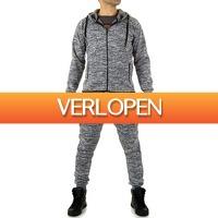 Brandeal.nl Trendy: Fashion sport vrijetijdspak