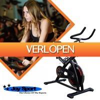 Euroknaller.nl: Joy Sport Evolution Pro Spinbike